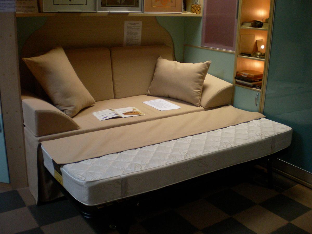 Кушетка-кровать своими руками 39
